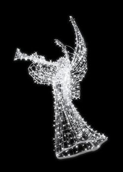 Anioł świetlny fruwający AFT-220-FL