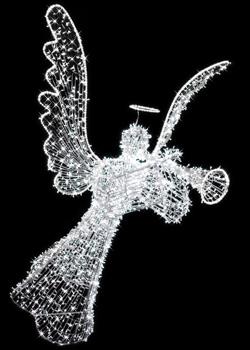 Anioł świetlny fruwający AFT-370-FL